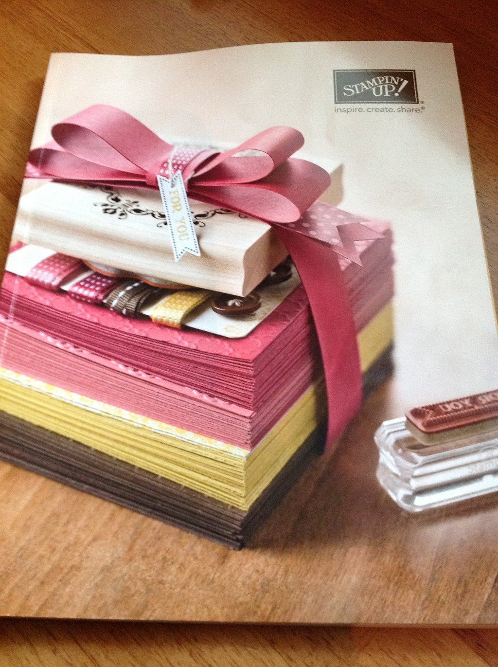 Peonies and Paper Chains: The New 2012-2013 Stampin \' Up! Idea Book ...