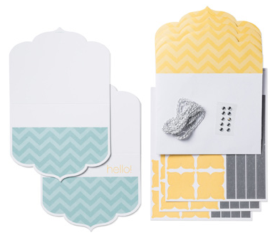 Happy Hello Simply Sent Card Kit Stampin Up
