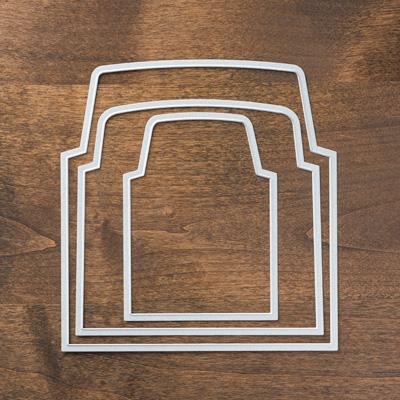 Envelope Liners Framelits