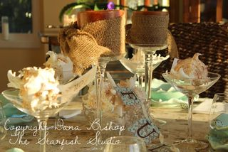 Dana Bishop Thanksgiving Tablescape