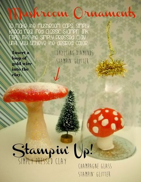 Simply-pressed-clay-mushroom-ornaments1